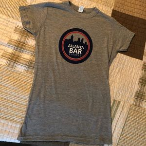 Atlanta bar crawl shirt